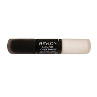 Revlon Nail Art Chalkboard Straight A's Matte Nail Enamel