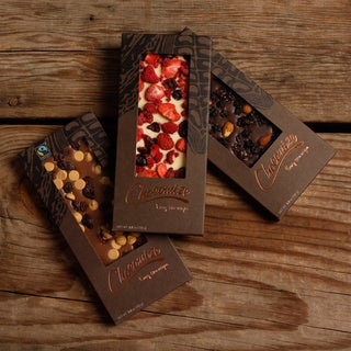 Fruittylicious Belgian Chocolate Collection (Set of 3)