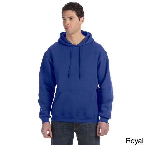 Russell Men's Dri-Power Fleece Pull-over Hoodie