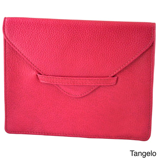 Alicia Klein Leather Purse Envelope