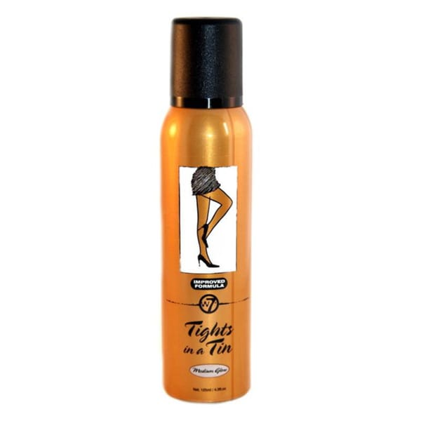 W7 Tights In A Tin Medium Glow 4.3-ounce Spray Tan