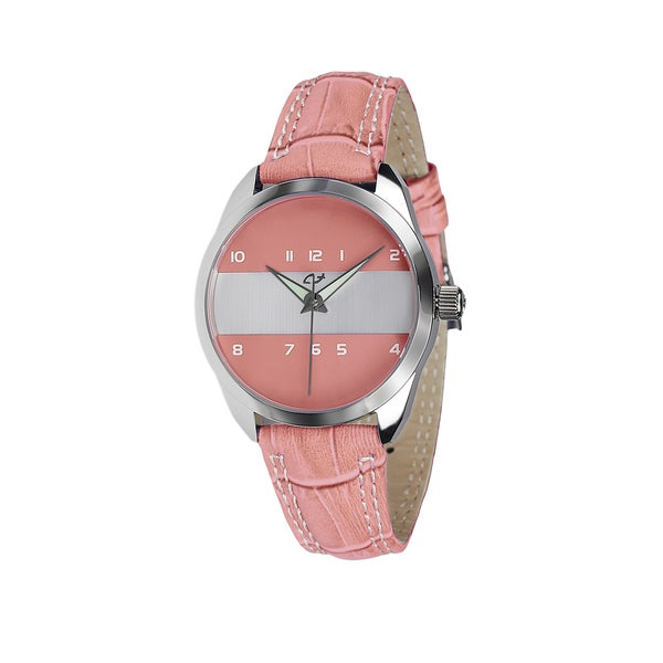 "Android Women's ""Horizon Mini"" Pink Dial Watch"