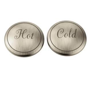 Moen 221672Bn Part Hot/Cold Handle Cap Kit