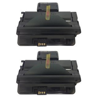 Samsung MLT-D209L Black Laser Toner Cartridge for SCX-4826FN, 4828FN, ML-2855ND (Pack of 2)