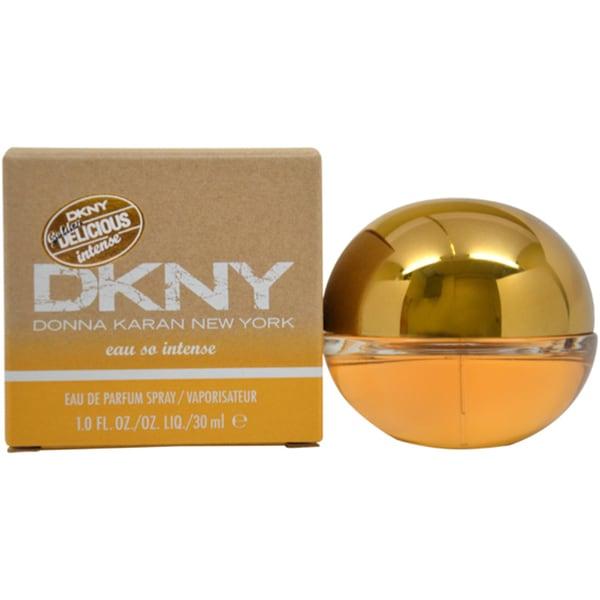 Donna Karan Golden Delicious Eau So Intense Women's 1-ounce Eau de Parfum Spray