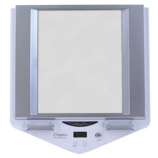 Zadro White LED-lighted Fogless Mirror