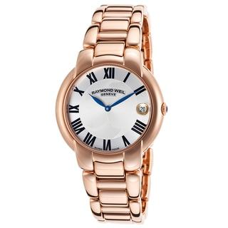 Raymond Weil Women's 5235-p5-01659 Jasmine Classy Elegant Swiss Watch