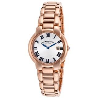 Raymond Weil 5229-P5-01659 Women's Jasmine PVD Steel Watch