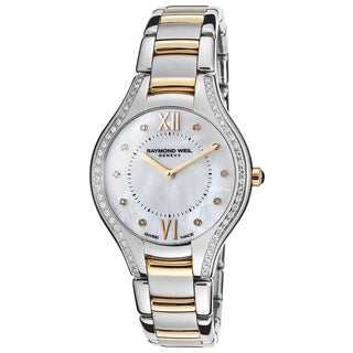 Raymond Weil Women's 5132-SPS-00985 Noemia Diamond Watch