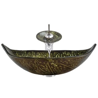 The Polaris Sinks P346 Oil Rubbed Bronze Bathroom Ensemble