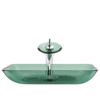 The Polaris Sinks P046 Emerald Chrome Bathroom Ensemble