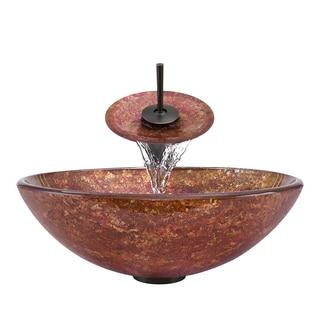 The Polaris Sinks P936 Oil Rubbed Bronze Bathroom Ensemble