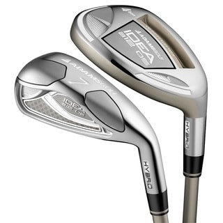 Adams Golf Women's Idea A12OS Hybrid Irons Set