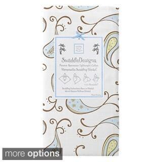 SwaddleDesigns Marquisette Swaddle Blanket