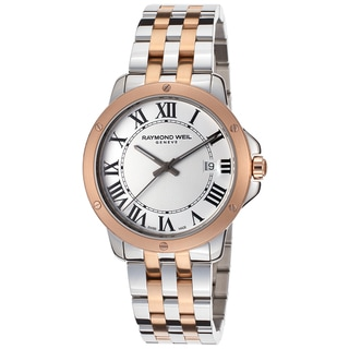 Raymond Weil Men's 5591-SP5-00300 Tango Two-tone Stainless Steel Watch