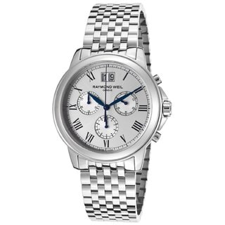 Raymond Weil Men's 4476-ST-00650 Tradition Chronograph Watch