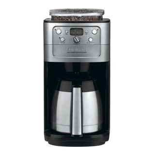 Cuisinart DGB-900BC Brushed Stainless 12-cup Grind & Brew Thermal Automatic Coffeemaker (Refurbished)