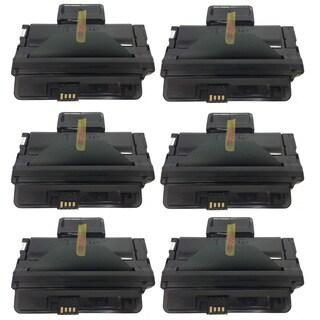Samsung Black Toner Cartridge for Samsung ML-2850/ 2851 Printers (Pack of 6)