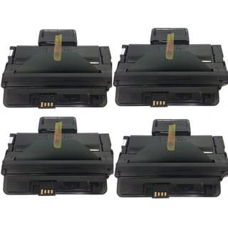 Samsung Black Toner Cartridge for Samsung ML-2850/ 2851 Printers (Pack of 4)