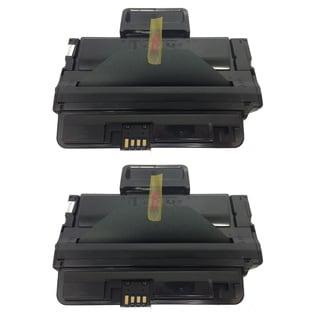 Samsung Black Toner Cartridge for Samsung ML-2850/ 2851 Printers (Pack of 2)