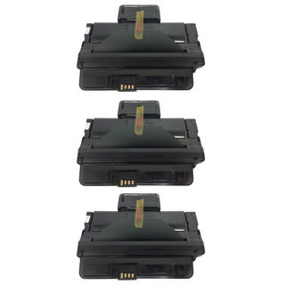 Samsung Black Toner Cartridge for Samsung ML-2850/ 2851 Printers (Pack of 3)