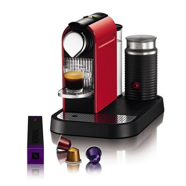 Citiz Aero3 C121 US Red Espresso Maker