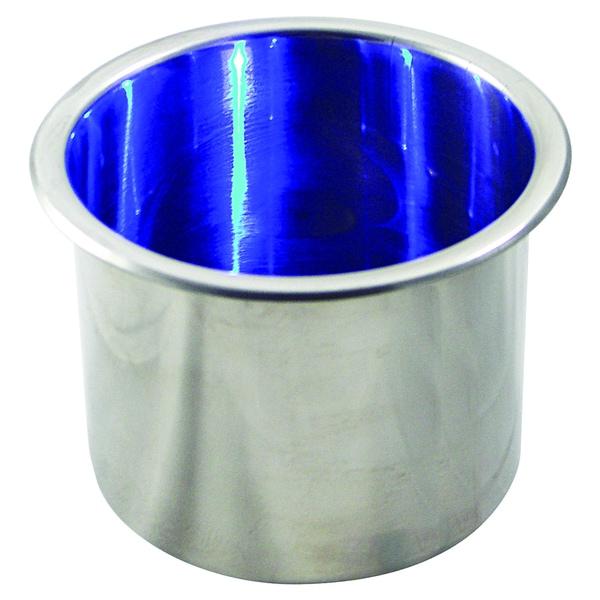 Shoreline Marine Blue LED Cup Holder