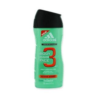 Adidas Active Start Men's 8.4-ounce Shower Gel and Shampoo