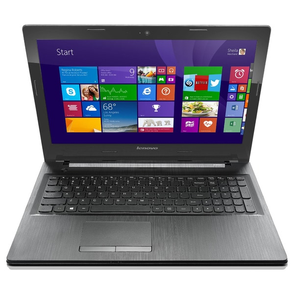 "Lenovo G50 80E3005NUS 15.6"" LED Notebook - AMD A-Series A8-6410 Quad-"