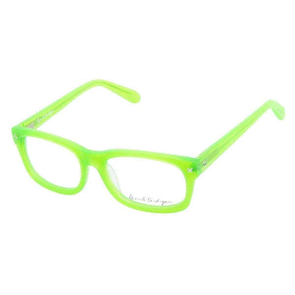 Derek Cardigan 7003 Matte Green Prescription Eyeglasses