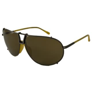 Tom Ford Men's TF0238 Milan Aviator Sunglasses