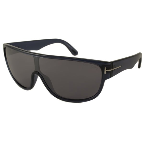tom ford men 39 s tf0292 wagner shield sunglasses 16325980 overstock. Cars Review. Best American Auto & Cars Review