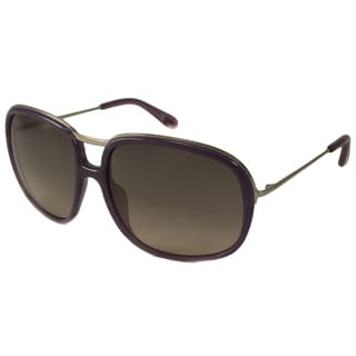 Tom Ford Women's TF0282 Cori Rectangular Sunglasses