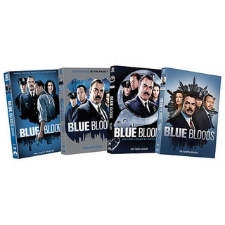 Blue Bloods: Four Season Pack (DVD)