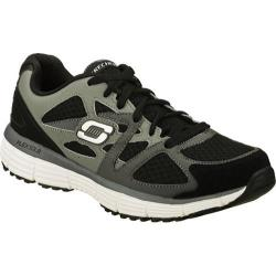 Men's Skechers Agility Ultimate Victory Gray/Black