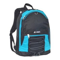 Everest Two Tone Backpack 3045SH Turquoise/Black