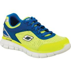 Boys' Skechers Synergy Power Shield Yellow/Blue