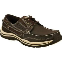 Men's Skechers Relaxed Fit Expected Gembel Chocolate