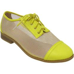 Women's Westbuitti Aliya-14 Yellow