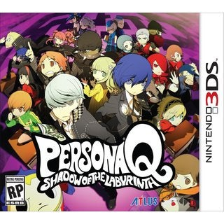 Nintendo 3DS - Persona Q: Shadow of the Labyrinth