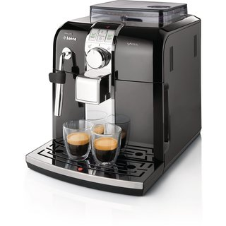 Saeco RI9833/47 Syntia Focus Super-Automatic Espresso Machine (Refurbished)