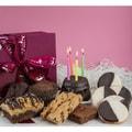 Gourmet Chocolate Birthday Sampler Celebration Gift Box