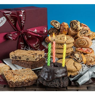 A Festive Sweet Gourmet Birthday Gift Box