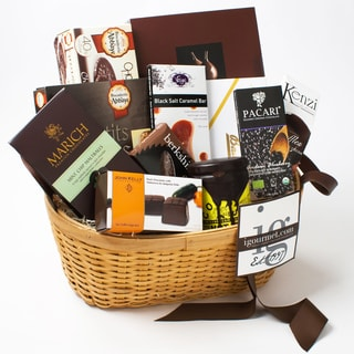 Chocolate Lover's Premier Gift Basket
