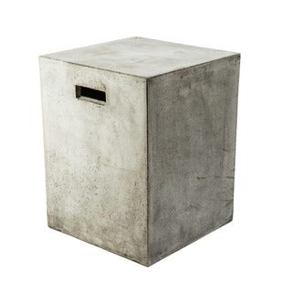 Eco-Concrete Square Table