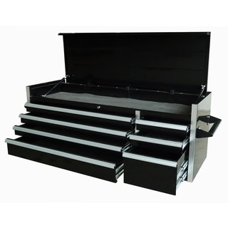 Excel 56-Inch Metal Tool Chest with 7 BBS Drawers