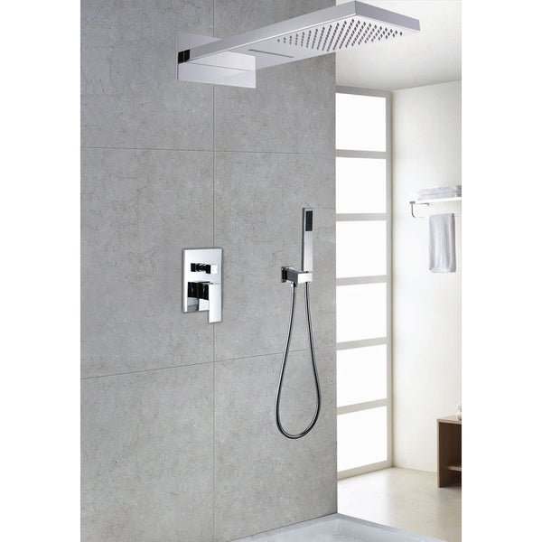 Sumerain Waterfall Shower System