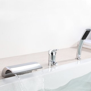 Sumerain Roman Waterfall Bathtub Faucet