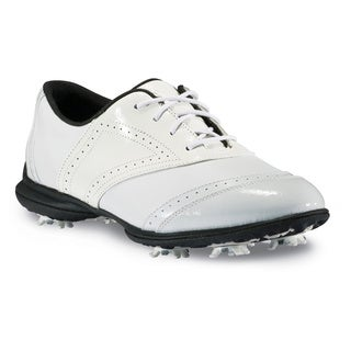 Callaway Jacqui White/ Black Womens Golf Shoes