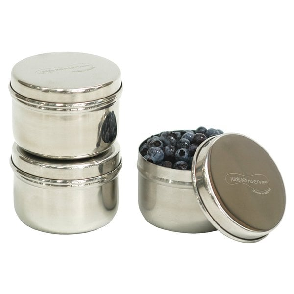 Kids Konserve Mini Containers (Set of 3)